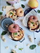 健康スイーツ♡りんごのチーズケーキ