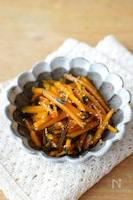 簡単副菜!かぼちゃのきんぴら