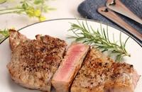 サーロインステーキ 基本の焼き方
