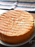 【材料3つ】簡単+必ず膨らむ♡ふわっふわなスポンジケーキ♡