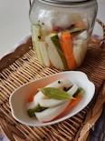 レンコンと色々野菜のピクルス
