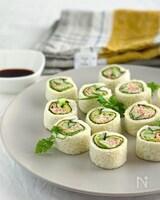 お寿司より美味しい!【食パンdeカリフォルニアロール】