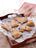 たまごボーロ味のクッキー