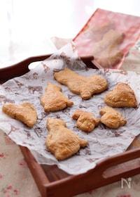 『たまごボーロ味のクッキー』