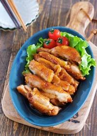 『お鍋に入れて煮るだけ♪『激ウマ!鶏チャーシュー』』