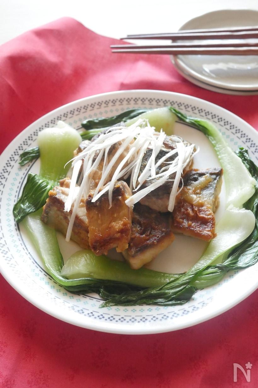 フライパンで簡単★サバの味噌煮