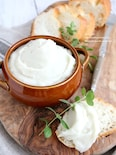 ココナッツミルクのマッシュポテト