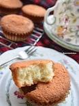 【卵白消費】メレンゲde膨らます♡ラングドシャ風ケーキ♡