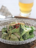 ブロッコリーとアボカドのクリーミーサラダ