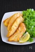 米粉でさっくり!鶏ささ身の揚げ焼き(下味冷凍保存レシピあり)