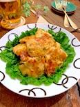 おつまみお弁当に〝鶏むね肉のふわふわピカタ〟コンソメチーズ味