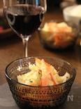 白菜とパプリカとベーコンのさっぱりコールスロー