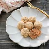 材料3つで簡単♪きな粉豆腐トリュフ風おやつ