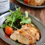 鶏むね肉の香ばし味噌漬け【冷凍作り置き】