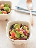 やみつき。アボカドと豆の塩昆布サラダ