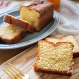 しっとりふわふわ♪基本のパウンドケーキ