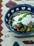 なすのモロッコ風サラダ