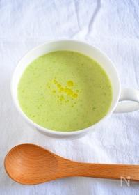 『アスパラガスのスープ』