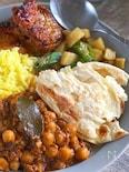 カレーのお供『パラタ(インドの薄焼きパン)」