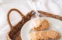 材料3つ★本当に美味しい! 袋で揉むだけ米粉クッキー
