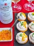 【きらきら醤油ジュレで!】鶏ハムon豆腐ディップ