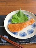 フライパンで簡単和総菜◎ごはんがすすむ☆鮭のみそにんにく焼き