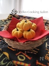 かぼちゃのハロウィンクッキー