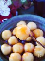 【豆腐で作れる!】材料2つ失敗なしの豆腐みたらし団子