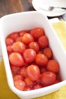 【ミニトマト大量消費!】さっぱりミニトマトマリネ♩