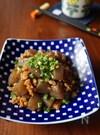 生姜風味のこんにゃくのそぼろ煮