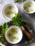 【簡単おもてなし】枝豆とうふ〜豆乳からお豆腐作り