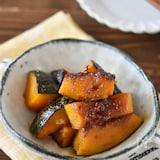 やみつき♪かぼちゃのはちみつ照り焼き【冷凍・作り置き】