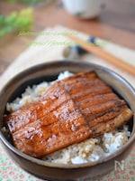 絶品☆蒲焼のタレ☆お店のような鰻丼も簡単に作れちゃう!