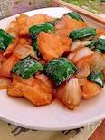 ボリュームおかず★鶏肉とピーマンのにんにく醤油炒め