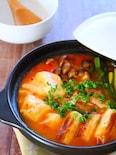 コクうま!腸内環境を整える!甘酒キムチ鍋の作り方レシピ