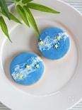 【七夕】天の川のアイシングクッキー