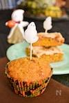 かぼちゃのブロンディーハロウィンに!