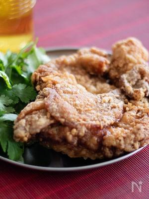 大ブーム!鶏胸肉で台湾唐揚げ