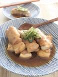 焼肉のたれで味付け簡単!豆腐の肉巻き