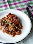 【フライパン1個!】お肉と一緒に作るトマトの時短ソース