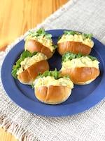 きゅうり入り卵ロールサンド