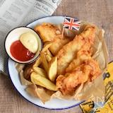 子供が喜ぶ♪簡単お魚料理!フィッシュアンドチップス