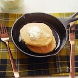 糖質オフ&グルテンフリーなおからパンケーキ