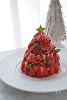 クリスマスツリーケーキ♡