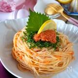 【明太子好きにはたまらない】王道の明太子スパゲッティ