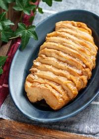 『むね肉の甘辛しょうゆ漬け【#下味冷凍 #冷凍保存 #ポリ袋】』