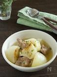玉ねぎがとろとろ甘い!豚肉と新玉ねぎのとろとろ煮