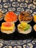 のせ巻き寿司