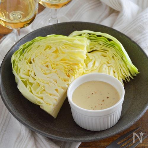濃厚!簡単バーニャカウダ。野菜をモリモリ食べられる!