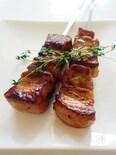 スパイスポークの串焼き(ピンチョ・モルーノ)